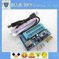 Venda quente 1 conjunto Programador PIC USB Programação Automática Desenvolver Microcontrolador Programador K150 ICSP Venda Quente