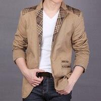 New Autumn Fashion Casual Slim Single Breasted Men S Suit New 2013 Designer Fashion Printed Blazers