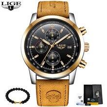 LIGE Watch Luxury Fashion LIGE9859