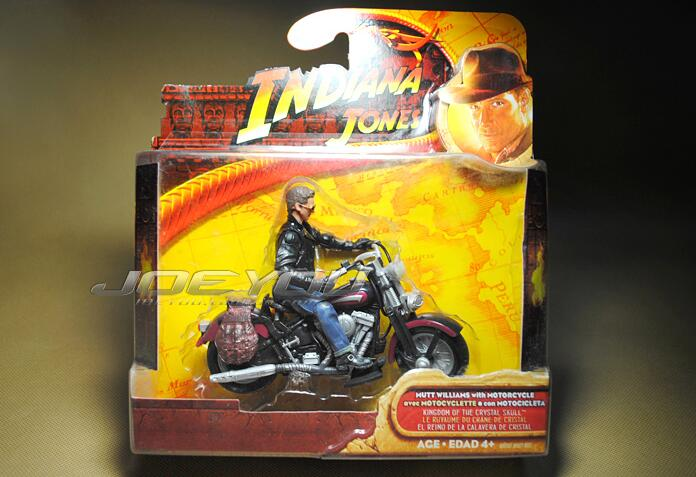 Limitada! 10 CM alta juguete clásico Raiders of the Lost arca Indiana Jones Will