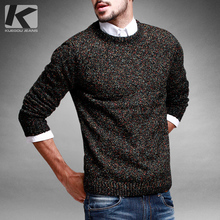 Free shipping men's pullover fashion o-neck casual sweater 15810