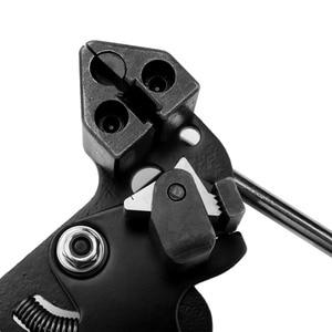 Image 5 - Tensor ajustável automático de aço inoxidável da arma do laço do cabo que aperta a ferramenta de corte 12mm largura 0.3mm espessura
