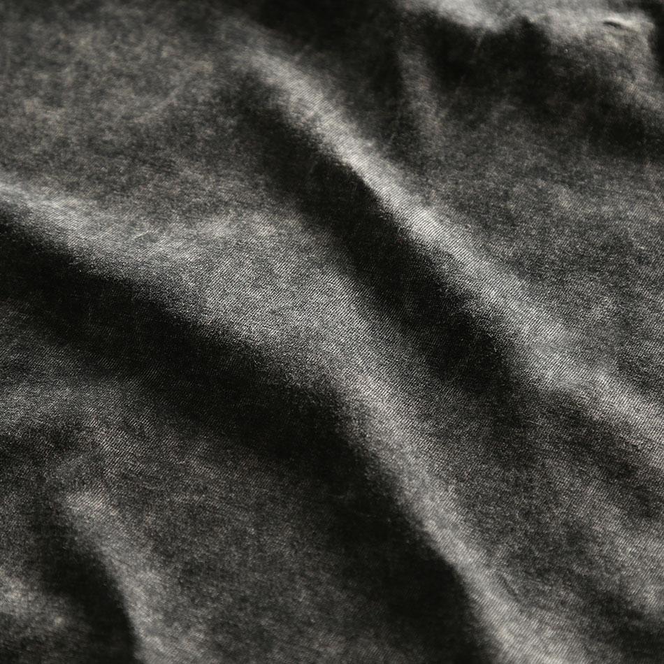Zecmos Vintage Black T-Shirt Mænd Kina Størrelse Fashion Heavy - Herretøj - Foto 5