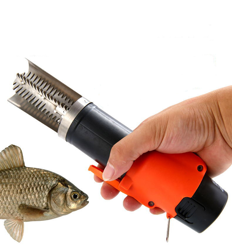 Electric fish scaler reviews online shopping electric for Fish scaling knife