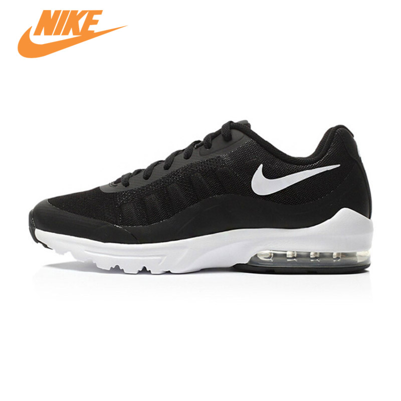 Original New Arrival Authentic NIKE Air Max Invigor Mens Breathable Running Shoes Sports Sneakers Trainers