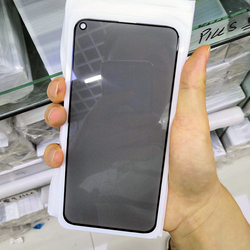 На Алиэкспресс купить стекло для смартфона privacy tempered glass screen protector for huawei honor 20 pro nova 5t anti-glare glass film anti-scratch