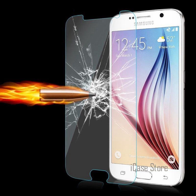 Top Quality 9H Tempered Glass For Samsung Galaxy S2 S3 S4 S5 mini S6 Core Grand Neo i906 ...