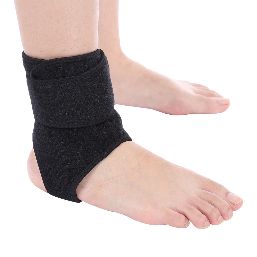 Tightness Elastic Ankle Protector Support Brace Guard Foot Sports Safety Ankle Support Breathable Lycra and OK Cloth Material
