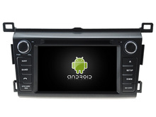 Android 5.1.1 CAR Audio DVD player FOR TOYOTA RAV4 2013-2014 gps Multimedia head device unit receiver BT WIFI
