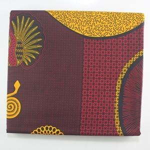 Image 5 - Wahre wachs garantiert echte wachs hoher qualität pagne 6yard african ankara nähen stoff