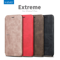 For Iphone 7 7 Plus Flip Case X Level Extreme Series Kickstand Phone Cover 360 Degree