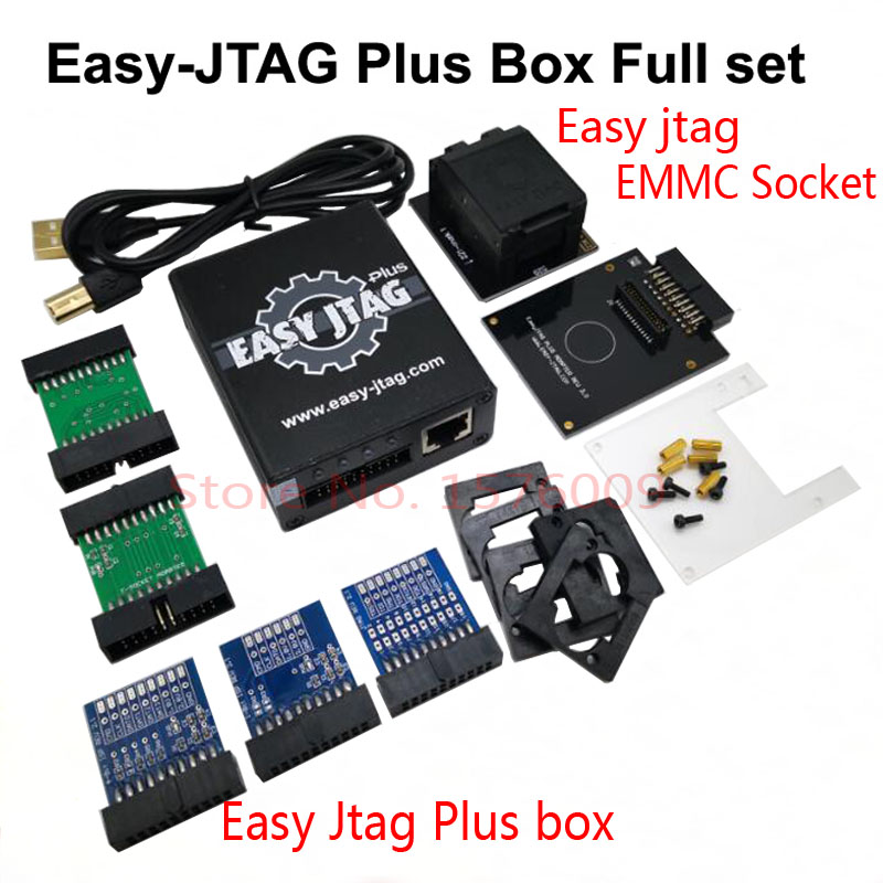 top 9 most popular z3x easy jtag box list and get free