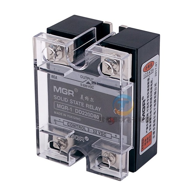 mgr 80a dc dc mgr 1 dd220d80 solid stste relay control voltage 3 rh aliexpress com current control relay abb current control relay rm35ja32mw