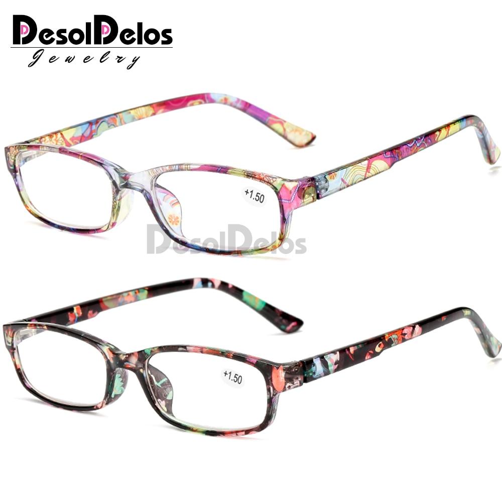 2019 New Glasses Hyperopia Reading Glasses Men Women Resin Lens Presbyopic Reading Glasses 1.5 +2.0 +2.5 +3.0 +3.5+4.0
