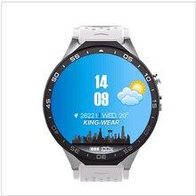 2016 heißer Verkauf KW88 Android 5.1 MTK6580 Android 5.1 OS Smartwatch 1,39 Zoll SmartWatch Telefon Unterstützung 3G WIFI SIM Karte Herzfrequenz