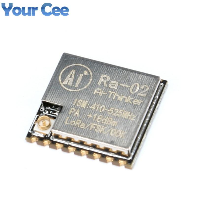 1 Pc Ra-02 Sx1278 Drahtlose Modul 433 Mhz Drahtlose Serielle Port Modul Spi-schnittstelle Lora Spread Spectrum Modul Diy Kit