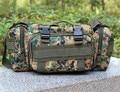 1 pc/lot Bolsa de Camuflaje Paquete de La Cintura de la Cámara de La Lona Solo bolso de Hombro Del Bolso de Messager Militar 5 Colores PA641456
