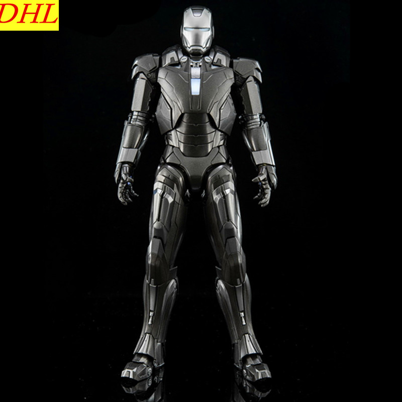 Avengers 3 Movie Iron Man Tony Stark 1:9 Mark13 Superhero Metal Action Figure Collectible Model Toy L2226