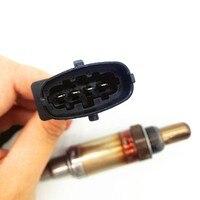 Tipo de calefacción Lambda oxígeno O2 02 Sensor para Opel Meriva 1 6  2003 2006 código de motor Z16XE 4 Cable oxígeno Sensor de alta calidad sensor sensor sensor o2 sensor opel -