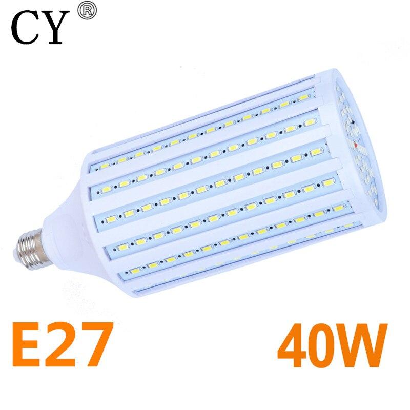 E27 220 V Photo Studio Courant Constant 40 W LED Ampoules Lampes LED Lumière LED Maïs Ampoules et Tubes Photographique éclairage
