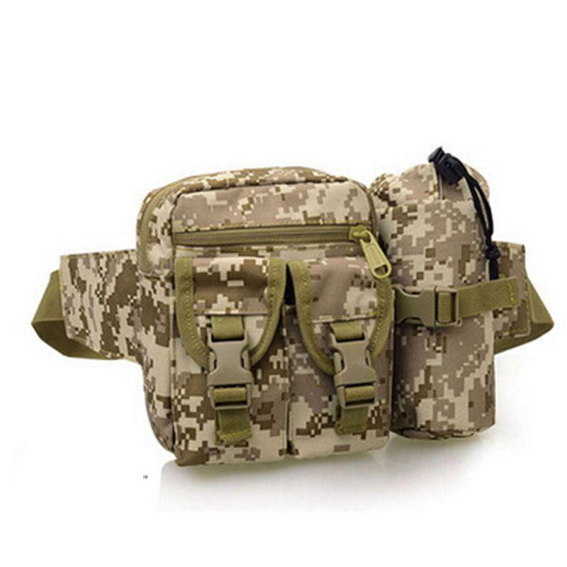 Click here to Buy Now!! Cool Militaire Noir Vert Kaki Voyage Fanny Pack Sac  de Taille Sacs Ceinture D. Nouvelle arrivée femmes PU ... 5db95a80850