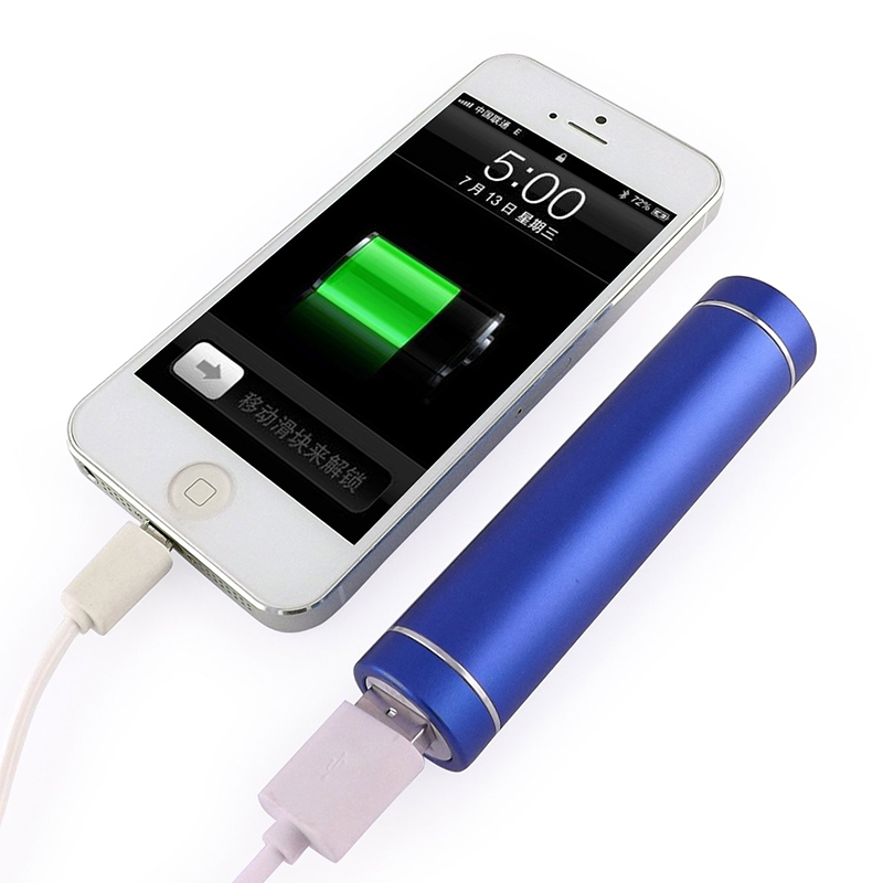 External Battery Pack for Samsung Galaxy s7 Universal Portable Power Bank Charger for iPhone 5 External Battery Charger 2600mAh