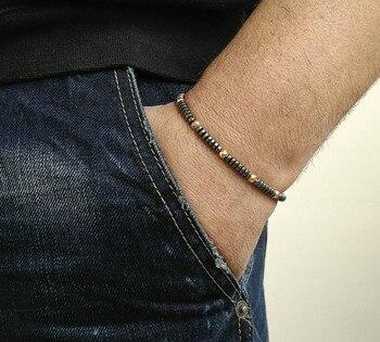 Lucky Handmade Stone Beads Bracelets12
