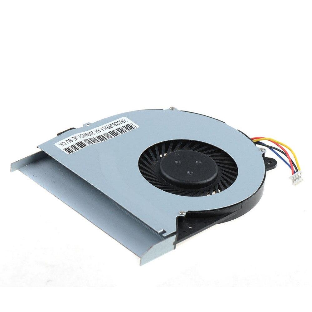 Laptops Replacements Cpu Cooling Fans Fit For R ASUS K56 K56CA K56CB K56CM Notebook Computer Processor Cooler Fans