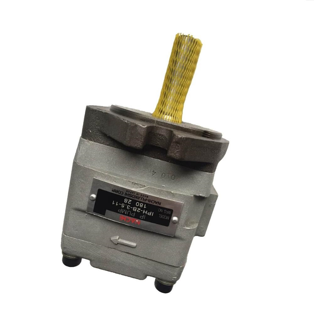 NACHI Hydraulique pompe IPH Série Type: IPH-4A-20-20 IPA-4A-25-20 IPH-4A-32-20 Pression Nominale: 25Mpa Pompe À Engrenages À Huile Caste Fer - 2