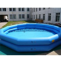 High quality inflatable pool swimming equipment for sale