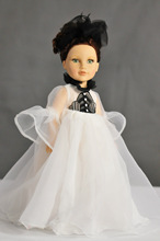 Girl America 18 inch American girl Alexander doll dress high end lace dress Dolls Accessories NO7173