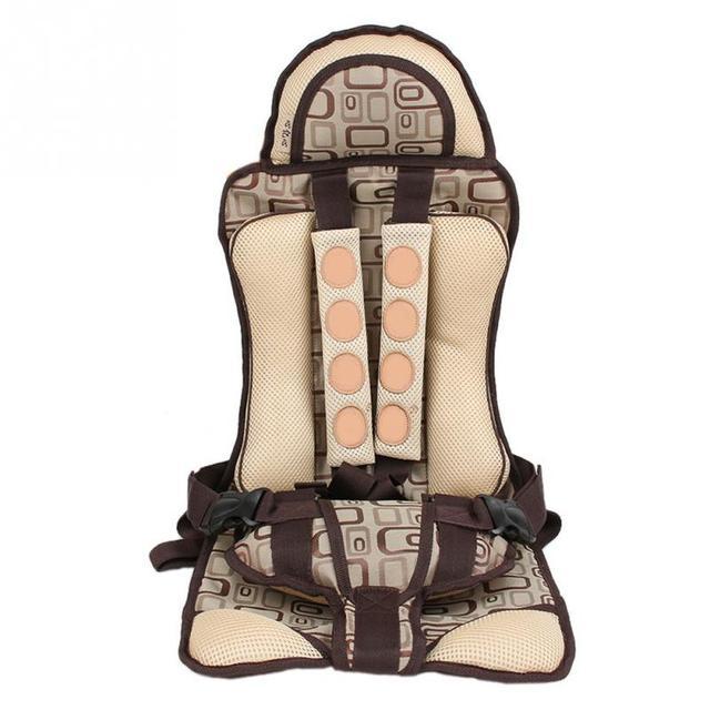 2016 Boa qualidade portátil Assentos de Carro Do Bebê assento infantil assento de carro da segurança da Criança do bebê Proteja Capa para crianças Auto harness transportadora