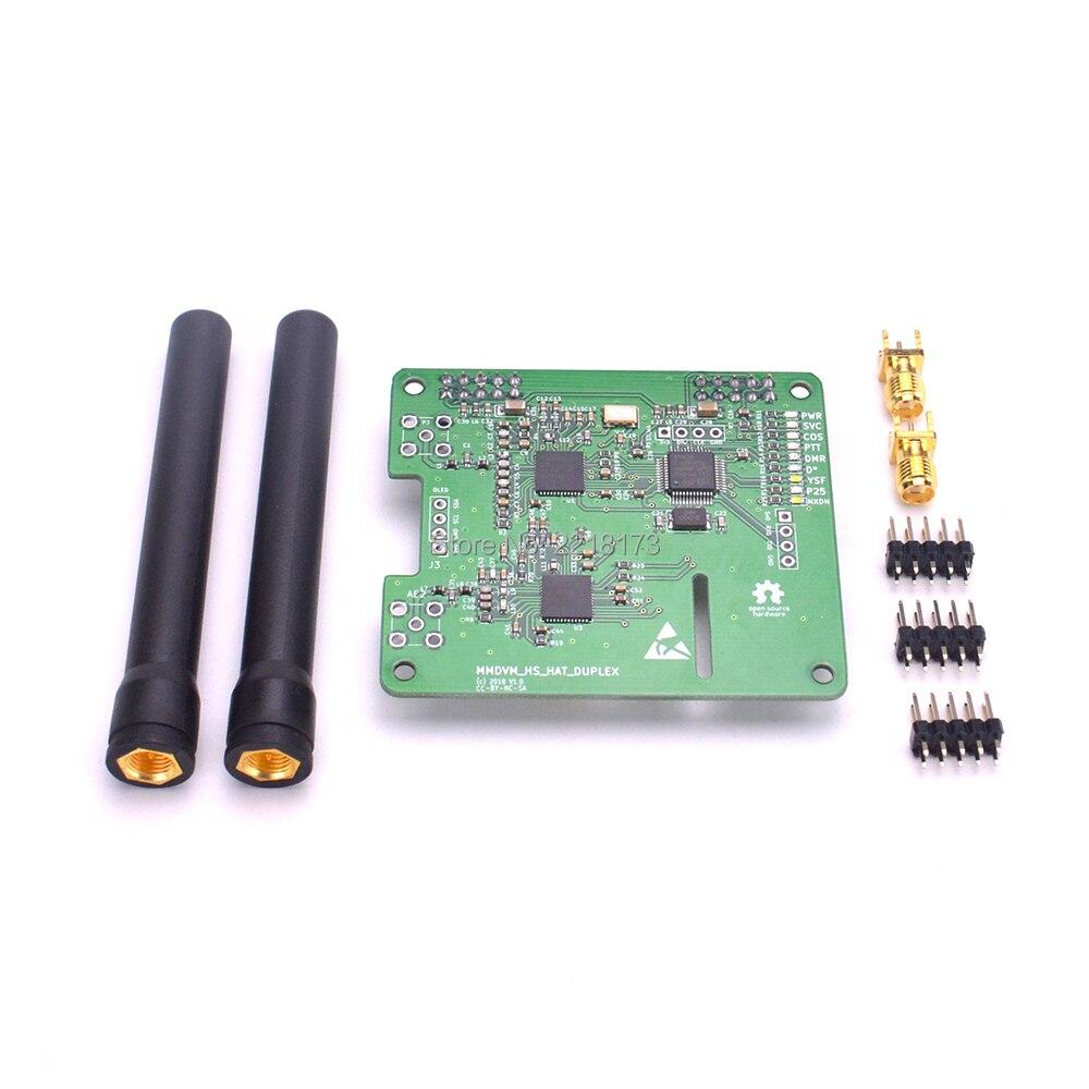 MMDVM DUPLEX hotspot Support P25 DMR YSF NXDN DMR SLOT 1+ SLOT 2 for Raspberry pi педали велосипедные dmr v 12 алюминий белый dmr v12 w9