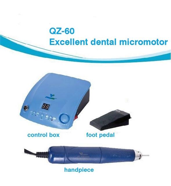 50000 RPM Não-Carbono Micromotor Brushless para laboratório dental jóias escultura e indústria Unidade de Polimento handpiece