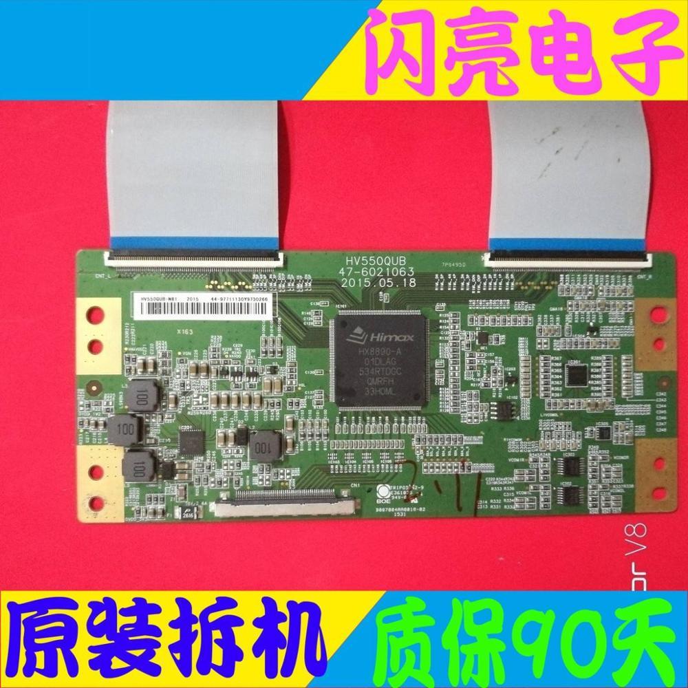 Main Board Power Board Circuit Constant Current Board 4K Logic Board HV550QUB 47-6021063 Screen C550U15-E2-B
