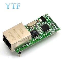 USR-TCP232-T2 série rs232 ao módulo do conversor de rede do ip de tcp udp do módulo do ethernet módulo ttl lan com porto rj45