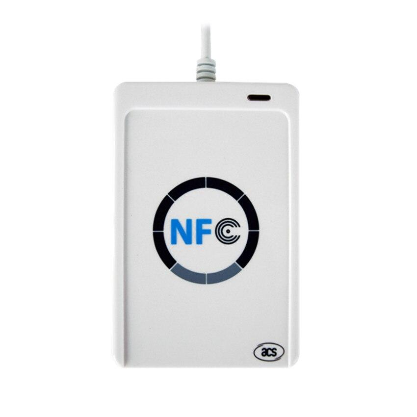 Lecteur/graveur de carte à puce sans contact avec lecteur USB RFID ACR122U