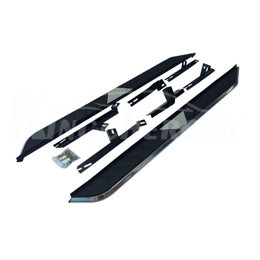 New arrival fit for vw touareg 2011 2012 2013 2014 2015 2016 2017 running board side step nerf bar