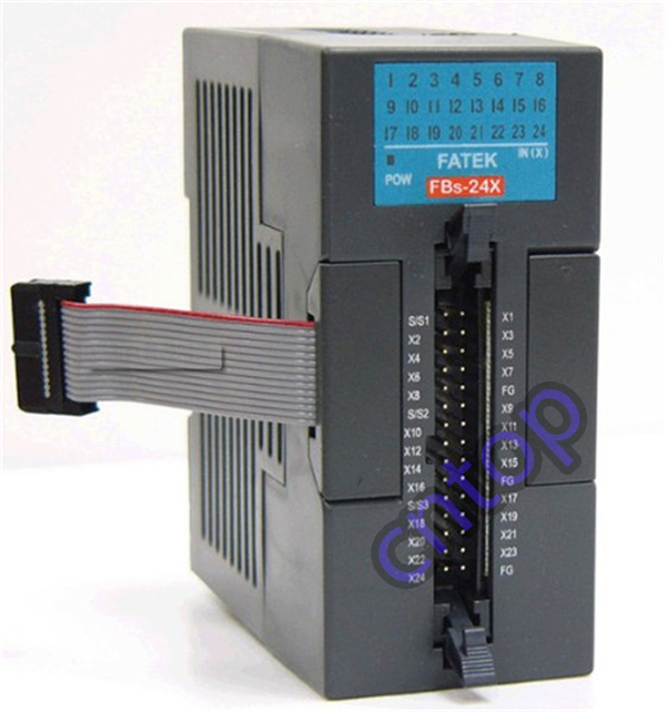 New original FBs-24X Fatek PLC  24VDC DIO Expansion Modules fbs 20x fatek plc 24vdc dio expansion modules new original