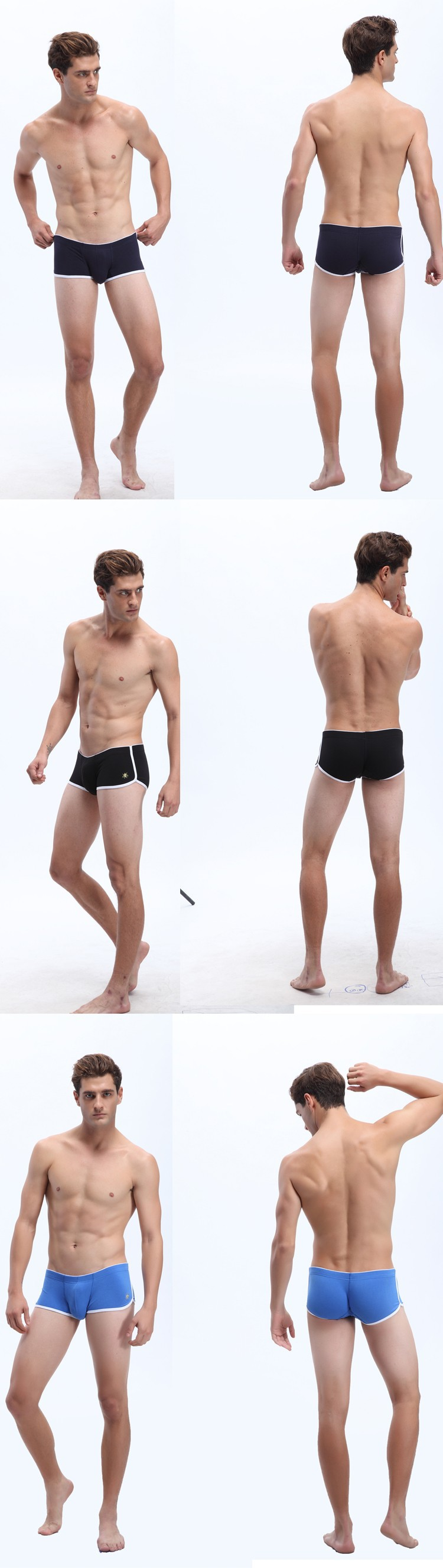 from Deangelo gay in boxer