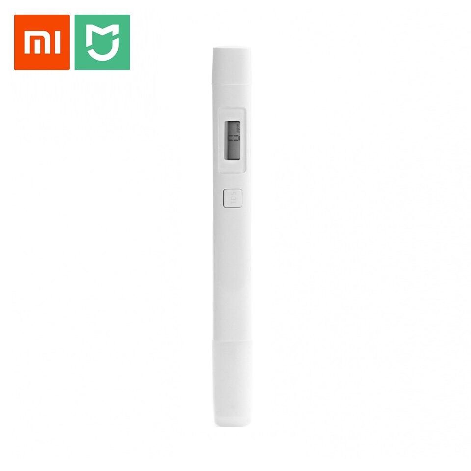 Original Xiaomi TDS pluma TDS probador profesional de la calidad del agua pureza PH Digital bolsillo PenSmart medidor TDS-3 Tester Meter