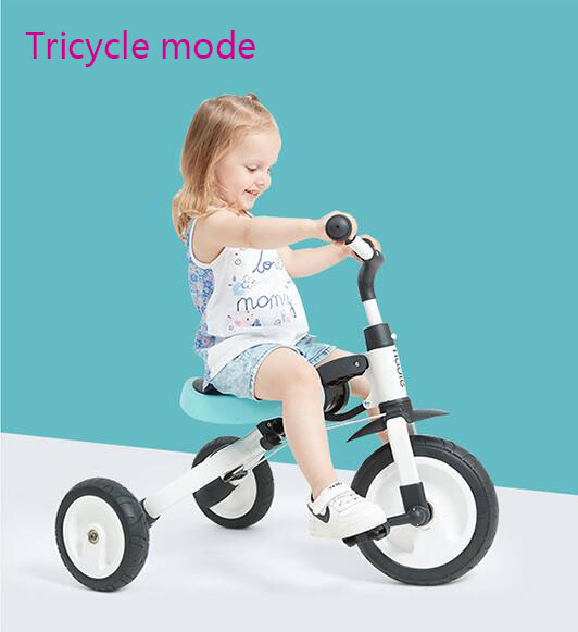 HTB1b 22XyLrK1Rjy1zdq6ynnpXaK 2019 new children's tricycle trolley 2-3-6 years old bicycle lightweight folding bicycle stroller