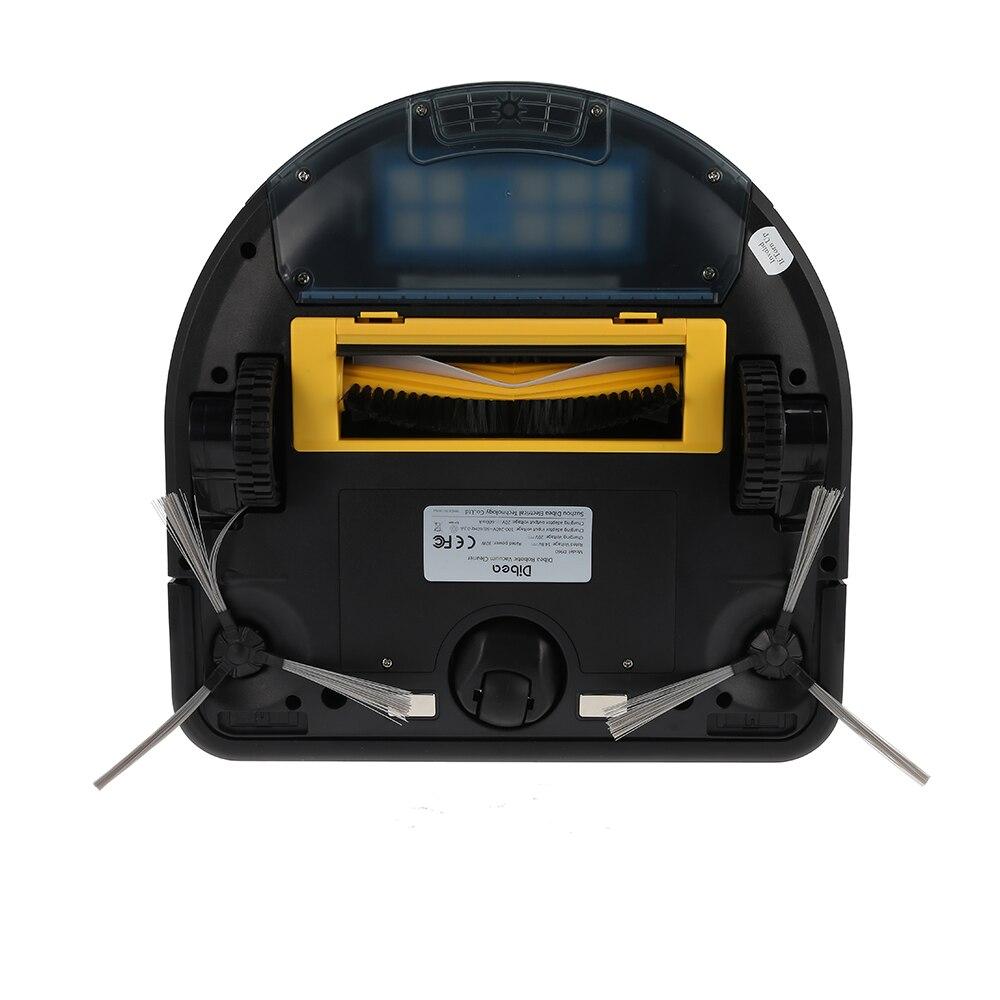 Dibea D960 Roboter Staubsauger Intelligente Mit Nasswischen Roboter