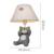 Niños de alta Calidad Lámpara de Escritorio Led de La Lámpara E14 110 V-220 V Lámpara de Escritorio Led Interruptor de Botón de Mesa Moderna lámpara de Luz de Lectura Cama