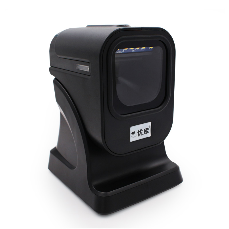 ФОТО 1D/2D/QR Best 2D Omni Barcode scanner 2D desktop Omni directional Barcode Scanner platform bar code reader Free shipping !