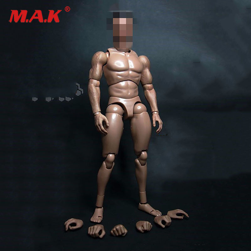 1/6 scale male muscular body figures without neck for 12 inches man boy action figure strong chest muscle collection 1 6 scale figure doll muscular body for 12 action figure doll accessories europe strong muscles or asia muscular body