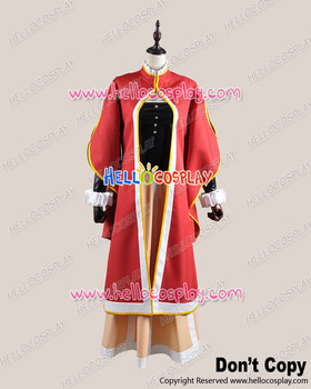 Maoyu Archenemy And Hero Demon King Mao Costume Cosplay Outfit H008