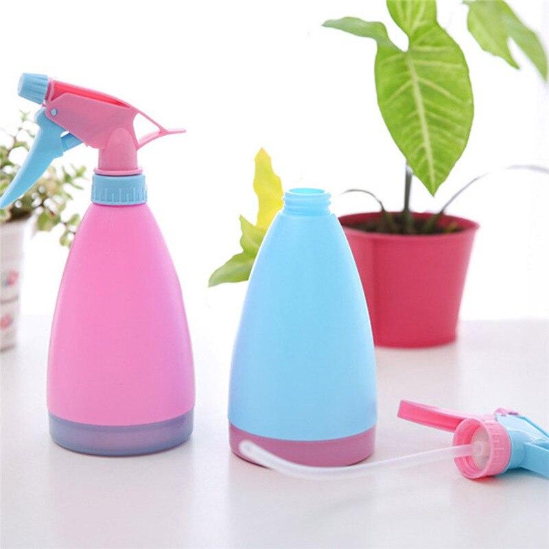 1PC Hand Pressure Type Watering Can Household Spray Watering Pot Garden Flowers Purling Garden Plants Repair