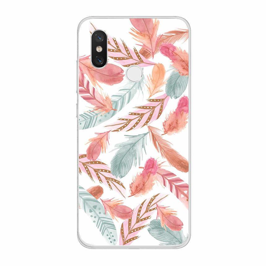 ciciber Planet for Xiaomi MI 9 8 A2 A1 6 5 X C S Plus Lite SE Soft TPU Phone Cases for MIX MAX 3 2 1 S PocoPhone F1 Fundas Coque