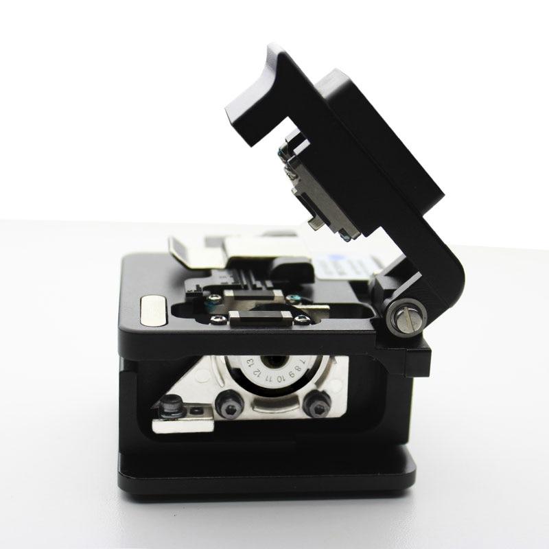 High Precision Optical Fiber Cleaver Fiber Optic Cutter Typical Blade Life for Fiber Cutting Knife in